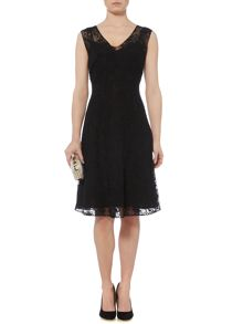 Linea Camille lace dress