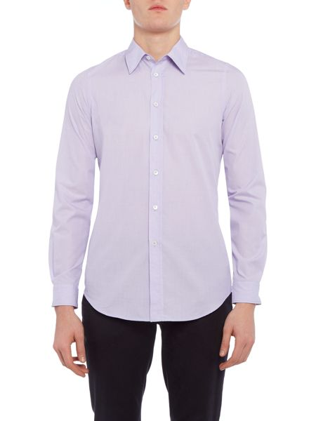 PS By Paul Smith Slim Fil a Fil Shirt