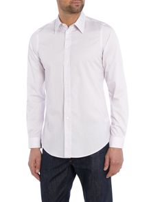 PS By Paul Smith Slim Contrast Stripe Shirt