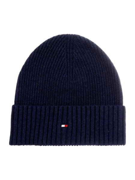 Tommy Hilfiger Cotton and cashmere scarf and beanie
