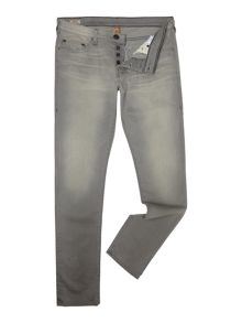 True Religion Rocco slim fit grey jean