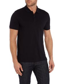 Hugo Boss Pallas regular fit short sleeve logo polo shirt