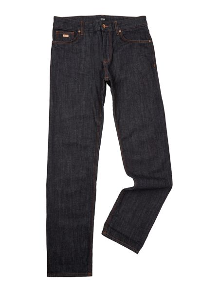 Hugo Boss Maine rinse regular fit jean