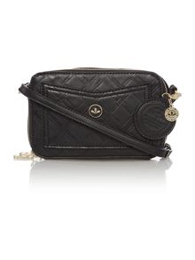 Coco black small cross body bag