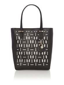 Nica Madeline black large tote bag