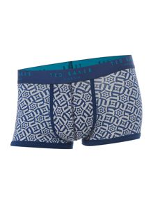 Ted Baker 3pk Gontree plain and geo print trunks