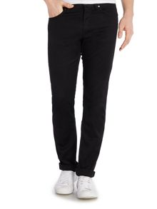 Hugo Boss Delaware black slim fit jean