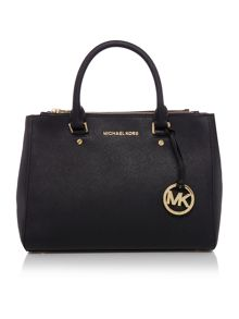 Michael Kors Sutton black tote bag