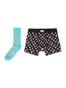 Happy Socks Brief and sock gift box