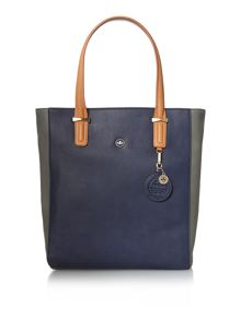 Nica Madeline navy large tote bag