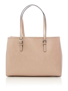 Michael Kors Jetset travel pink tote bag