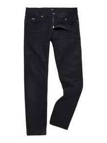 Hugo Boss Delaware dark blue slim fit jean