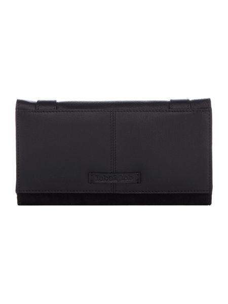 Label Lab Logan buckle detail purse