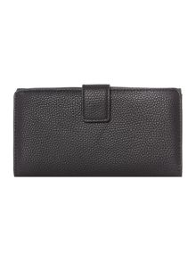 Nica Evie black large flap over purse