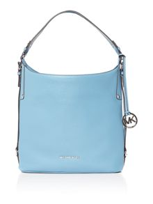 Michael Kors Bedford blue tote bag