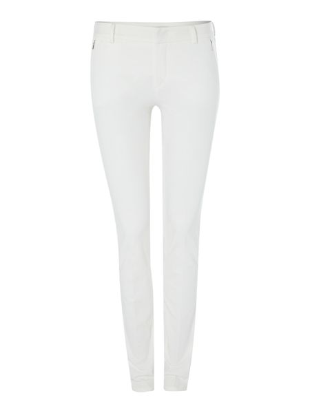 Sportmax Code Radice fitted slim leg trousers