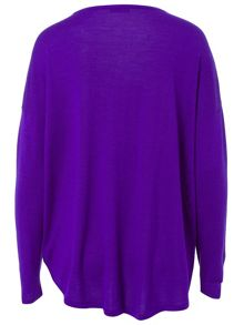 Basler Silk Wool Sweater