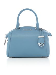 Riley blue bowling bag