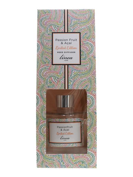 Linea Passionfruit & Acai Scented Reed Diffuser