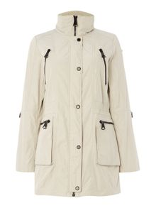 Andrew Marc VERONICA parka coat with hood