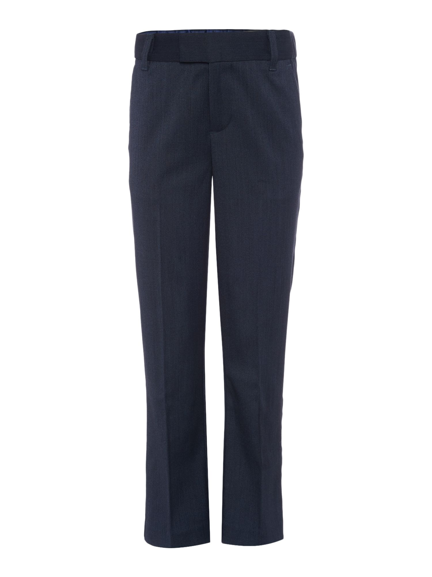 Howick Junior Howick Junior Boys end on end suit trousers, Navy