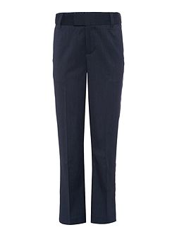 Boys end on end suit trousers