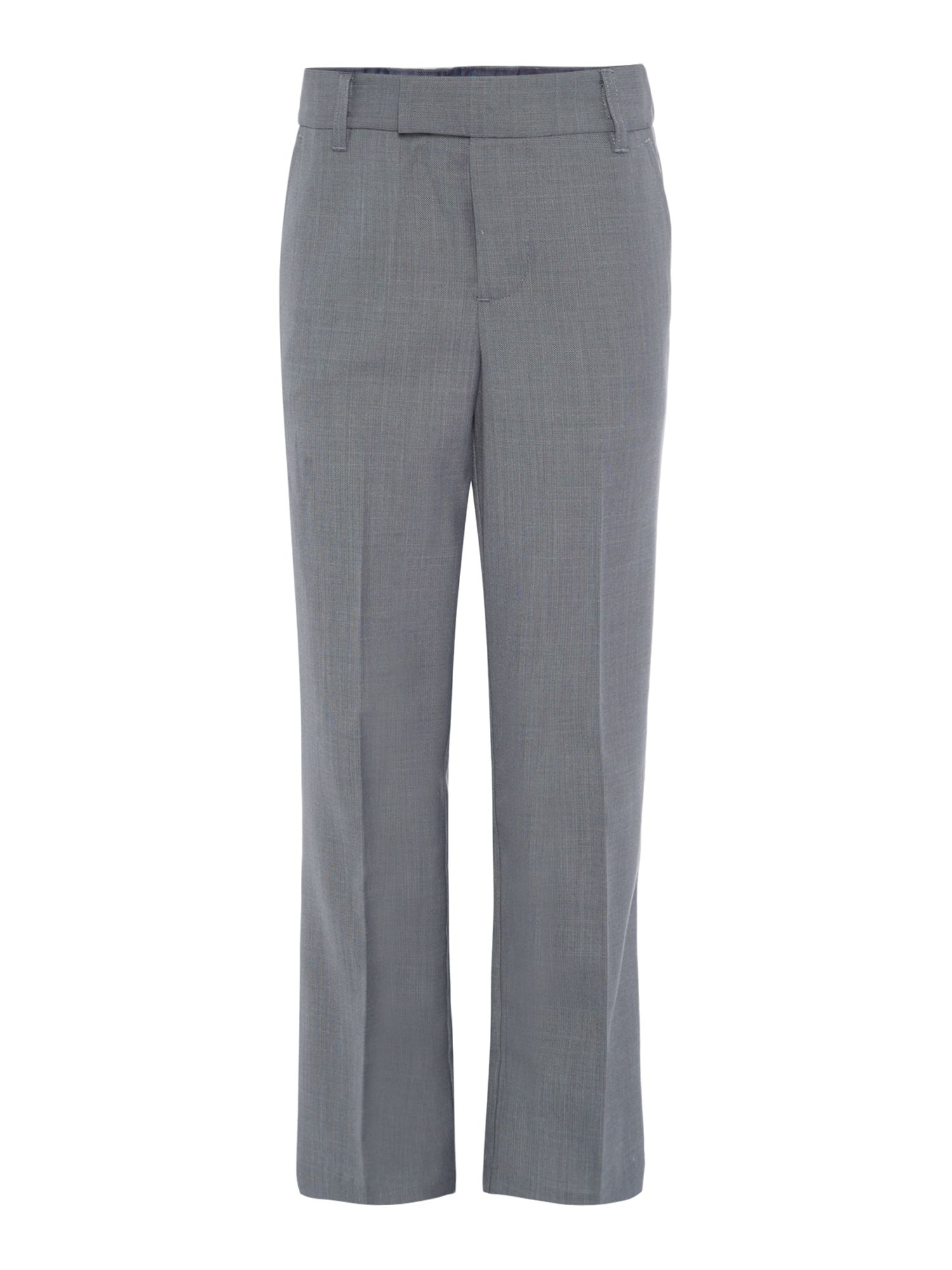 Howick Junior Howick Junior Boys end on end suit trousers, Grey
