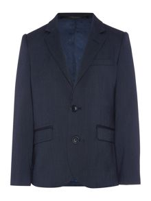 Howick Junior Boys suit jacket end on end