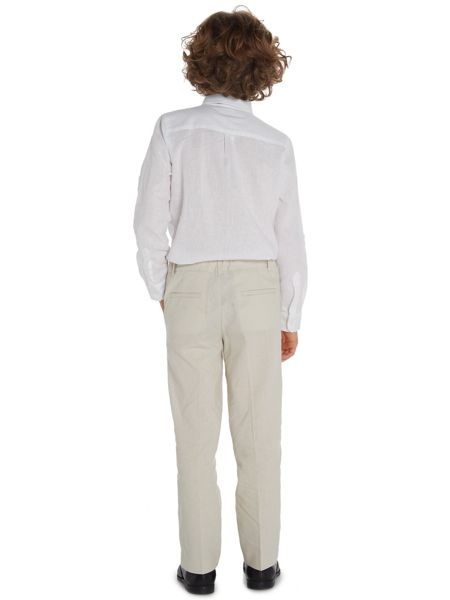 Howick Junior Boys linen trousers