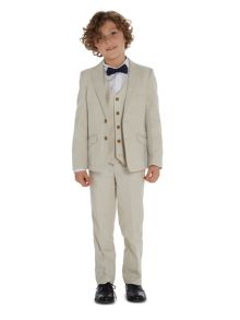 Howick Junior Boys linen jacket