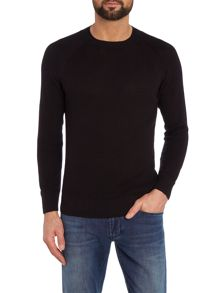 Diesel K-ALBY Crew neck textured jumper