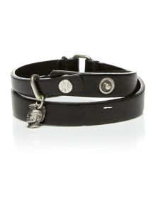 Diesel JW AELOE DOUBLE STRAP LEATHER