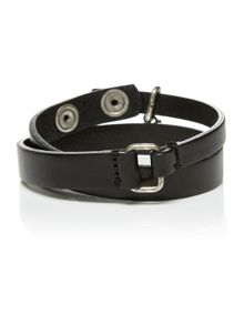 JW AELOE DOUBLE STRAP LEATHER