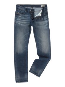 Diesel Belther 848Z Tapered Fit Stretch Jeans