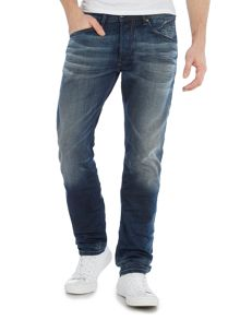Belther 848Z Tapered Fit Stretch Jeans