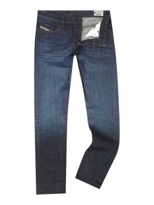 Diesel Buster 844C Slim Tapered Fit Jean