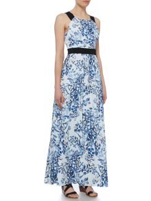 Therapy Dahlia Printed Maxi Dress