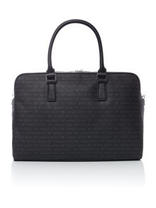 Armani Jeans All over logo holdall