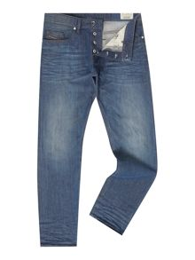 Diesel Buster 845B Slim Tapered Fit Jean