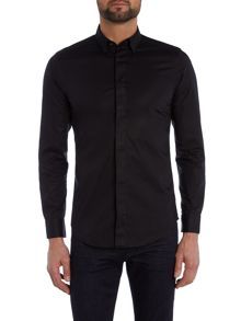 S-Nap regular fit cotton shirt