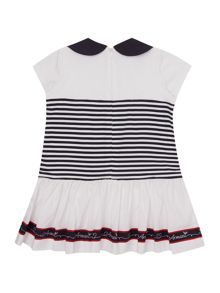 Armani Junior Girls Sailor dress