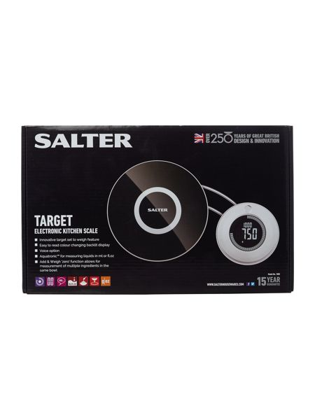 Salter Target Electronic Kitchen Scale