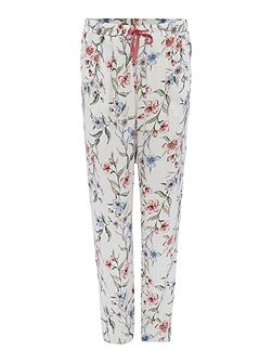 Botanical trouser