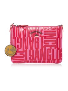 Turner large clutch bag