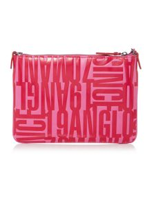 Vivienne Westwood Turner large clutch bag