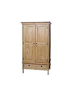 Bramble double wardrobe