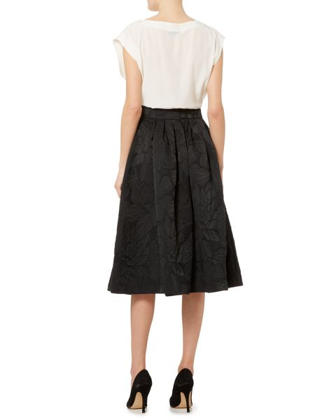 Marella Pargolo long length skirt with waist band