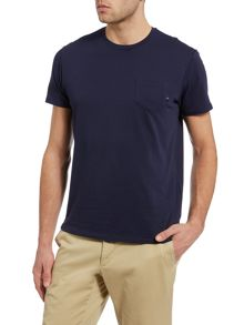 Armani Jeans Regular Fit Pima Cotton Pocket T Shirt