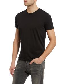 Armani Jeans Regular Fit Back Graphic T Shirt