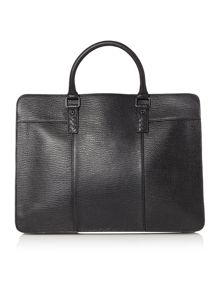 Ted Baker Woven leather document bag